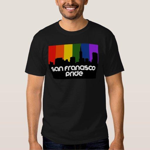 Orgullo de San Francisco Remera