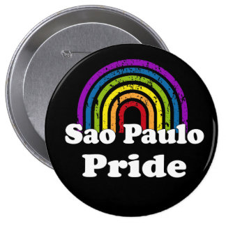 ORGULLO DE SAO PAULO PIN