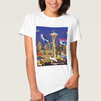 Orgullo de Seattle Camisas