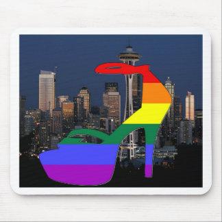 Orgullo de Seattle Mouse Pad