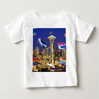 Orgullo de Seattle Remeras