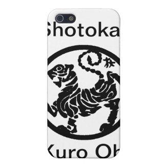 Orgullo de Shotokan iPhone 5 Protectores