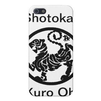 Orgullo de Shotokan iPhone 5 Funda