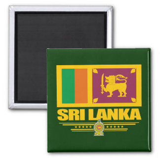 Orgullo de Sri Lanka Imanes