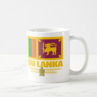 Orgullo de Sri Lanka Taza