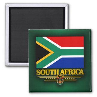 Orgullo de Suráfrica Imán Cuadrado