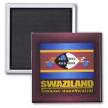 Orgullo de Swazilandia Imán Para Frigorífico