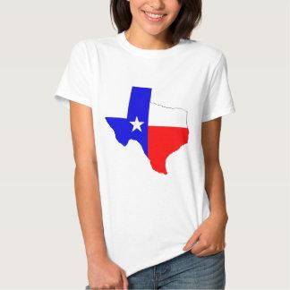 Orgullo de Tejas Camisas