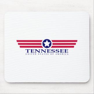 Orgullo de Tennessee Alfombrilla De Ratones