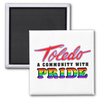 Orgullo de Toledo Imán De Nevera