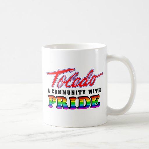Orgullo de Toledo Taza