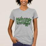 Orgullo de Treehugger Camisetas