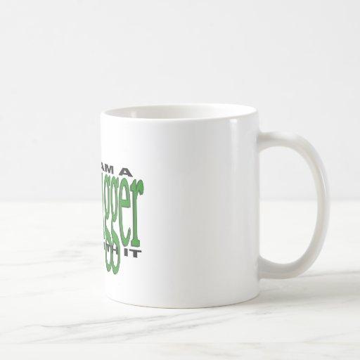Orgullo de Treehugger Tazas De Café