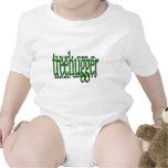 Orgullo de Treehugger Traje De Bebé