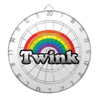 ORGULLO DE TWINK TABLERO DARDOS