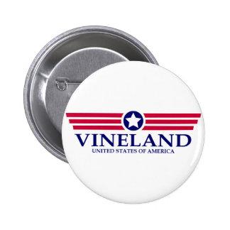 Orgullo de Vineland Pin Redondo 5 Cm