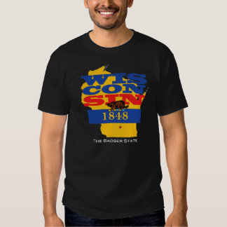 Orgullo de Wisconsin Camisas