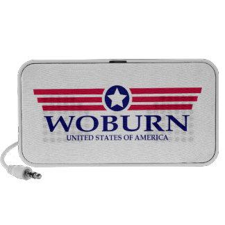 Orgullo de Woburn Laptop Altavoces
