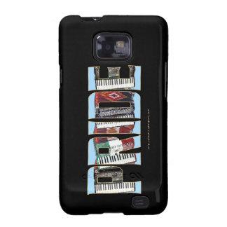 ORGULLO del acordeón Samsung Galaxy S2 Carcasa