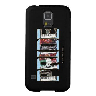 ORGULLO del acordeón Fundas De Galaxy S5