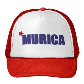 'Orgullo del americano de Murica Gorro De Camionero