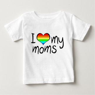 Orgullo del bebé camisas