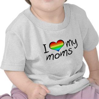 Orgullo del bebé camisetas