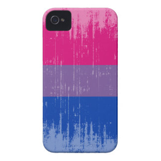 Orgullo del Bisexual del vintage Case-Mate iPhone 4 Funda