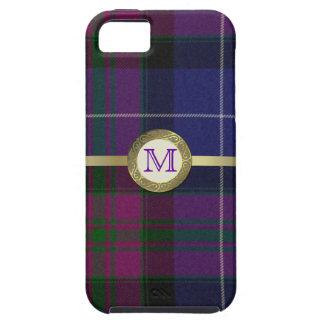 Orgullo del caso del iPhone 5 del monograma de Esc iPhone 5 Case-Mate Carcasa