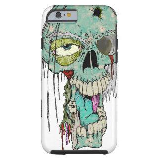 Orgullo del cazador del zombi funda de iPhone 6 tough