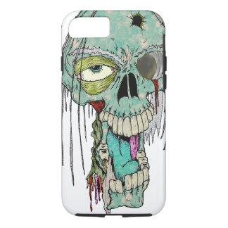 Orgullo del cazador del zombi funda iPhone 7