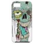 Orgullo del cazador del zombi iPhone 5 coberturas