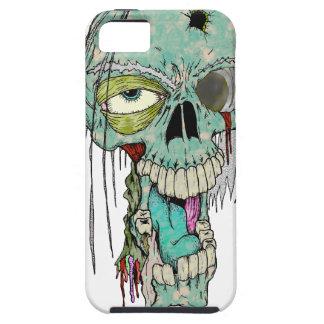 Orgullo del cazador del zombi iPhone 5 fundas