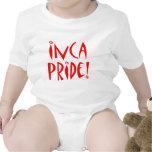¡Orgullo del inca! Trajes De Bebé