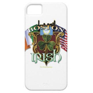 Orgullo del irlandés de Boston iPhone 5 Carcasas