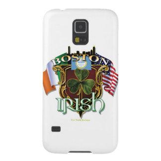Orgullo del irlandés de Boston Carcasa Para Galaxy S5