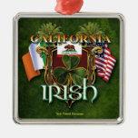 Orgullo del irlandés de California Adornos