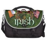 Orgullo del irlandés de California Bolsas Para Portátil