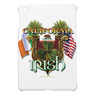 Orgullo del irlandés de California iPad Mini Protector