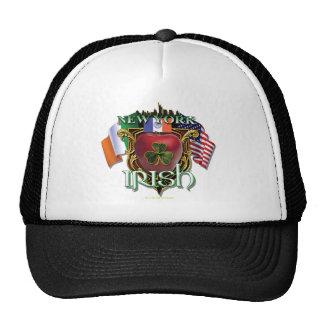 Orgullo del irlandés de Nueva York Gorra