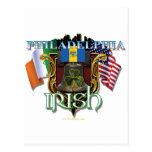 Orgullo del irlandés de Philadelphia Postal