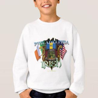 Orgullo del irlandés de Philadelphia Remeras