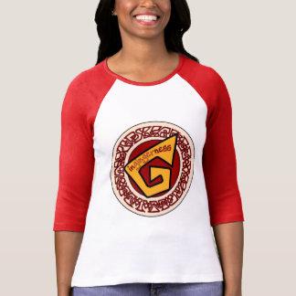 ¡Orgullo del jengibre Diseño original de Inginger Camiseta