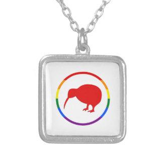 Orgullo del kiwi collar personalizado