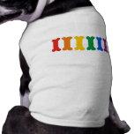 Orgullo del mascota camisa de perrito
