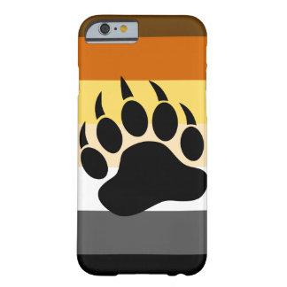 Orgullo del oso funda para iPhone 6 barely there