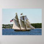 Orgullo del poster alto de la nave de Baltimore II