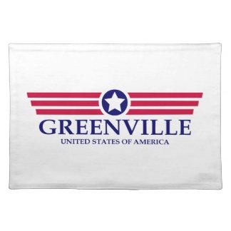 Orgullo del SC de Greenville Manteles