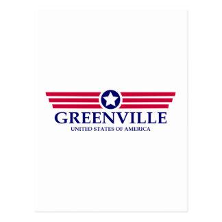 Orgullo del SC de Greenville Postal