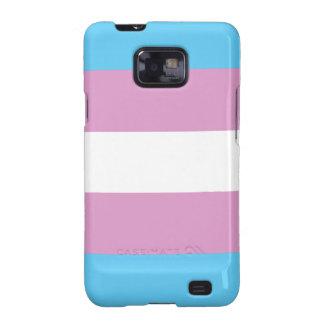 Orgullo del Transexual Samsung Galaxy S2 Carcasas